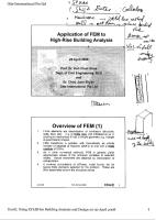 Etabs for Building Analysis and Design.pdf