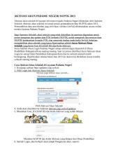 aktivasi akun padamu negeri nuptk 2013.doc