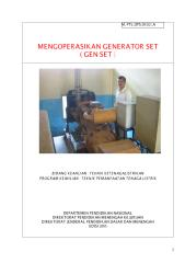 mengoperasikan generator set.pdf