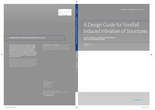 a design guide for footfall induced vibration of structures.pdf