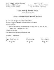 MAU GIAY DE NGHI THANH TOAN.doc