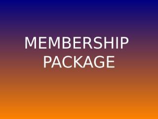 Membership kits.ppt