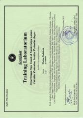Sertifikat Training Laboratorium.pdf