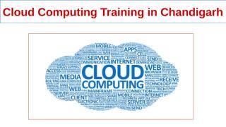 Cloud Computing Training in Chandigarh (2).pptx
