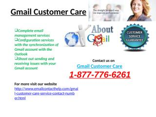 Gmail-Customer-Care-Number (2).pptx