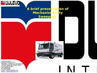 Dulevo presentation booklet.ppt