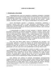 A ERA DO GLOBALISMO.doc