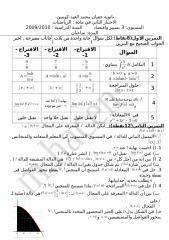الإختبار الثاني تسيير واقتصاد2010.doc