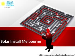 Solar Install Melbourne.pptx